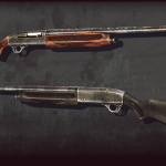 MR-153 shotgun 3d model