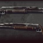 RMB-93 shotgun 3d model