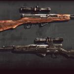 SKS Carbine 3d model