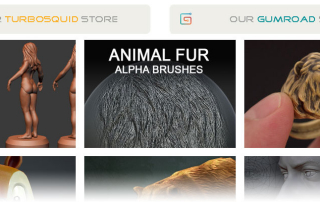 3d models from voronartcom. online store