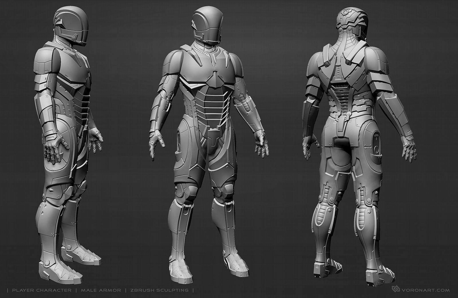 Iron Man Suit Design Software