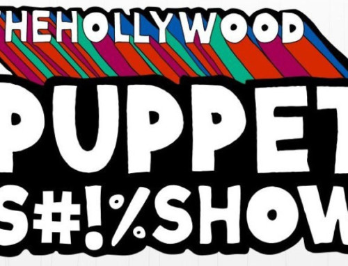 Portrait puppet heads for a TV show